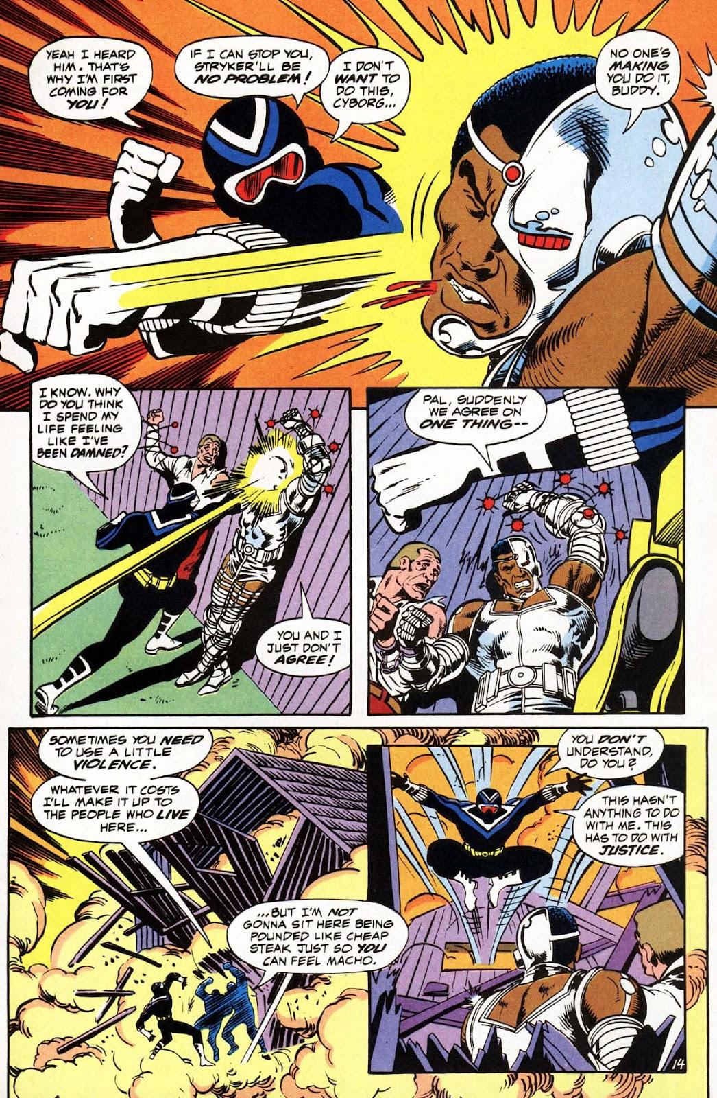 Vigilante (1983) issue 3 - Page 15