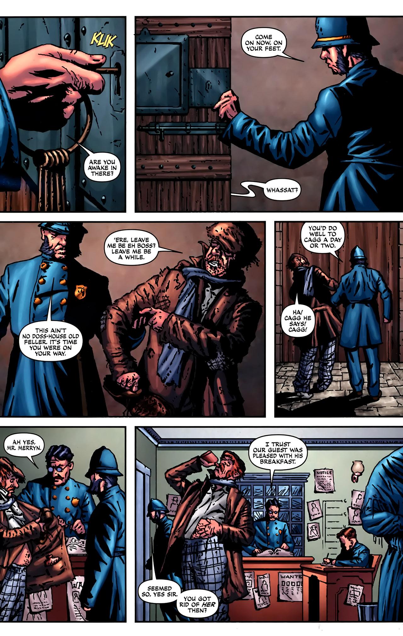 Read online Sherlock Holmes (2009) comic -  Issue #2 - 7