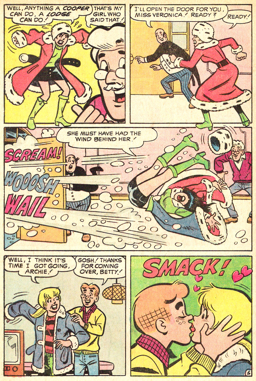 Read online Archie's Girls Betty and Veronica comic -  Issue #196 - 32