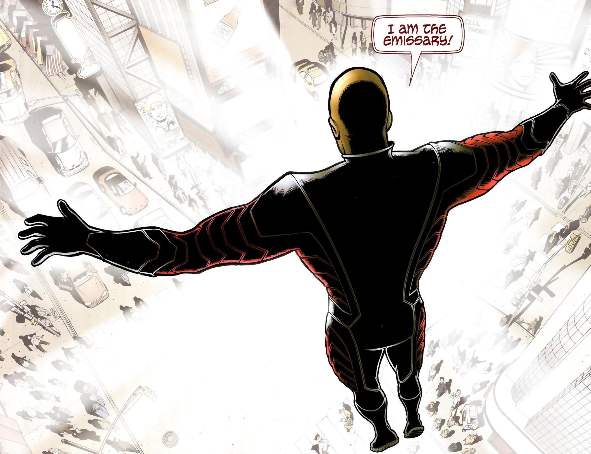 Read online ShadowHawk (2005) comic -  Issue #11 - 31