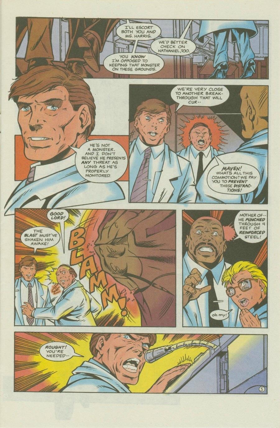 Ex-Mutants Issue #8 #8 - English 7
