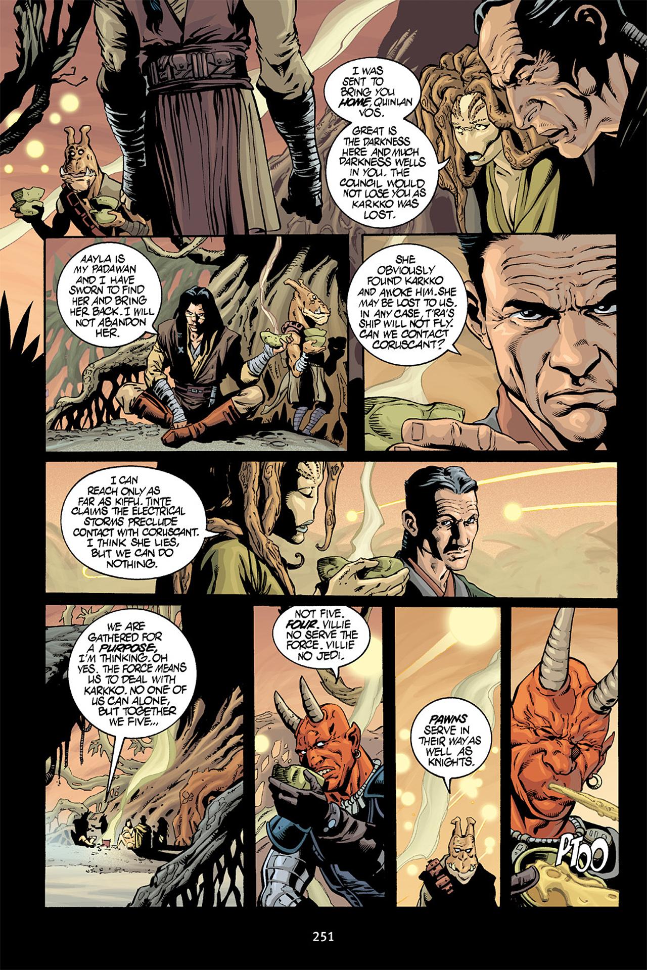 Read online Star Wars Omnibus comic -  Issue # Vol. 15 - 248