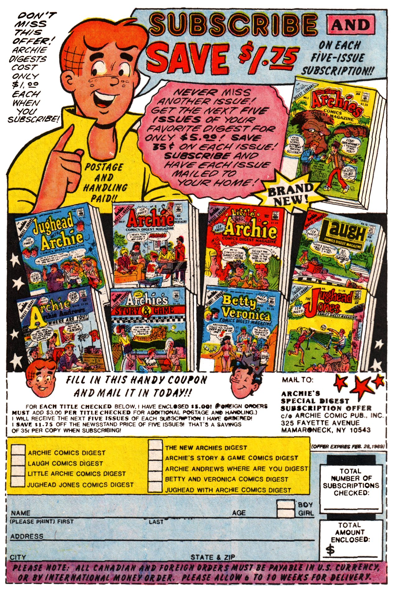 Read online Archie (1960) comic -  Issue #361 - 11