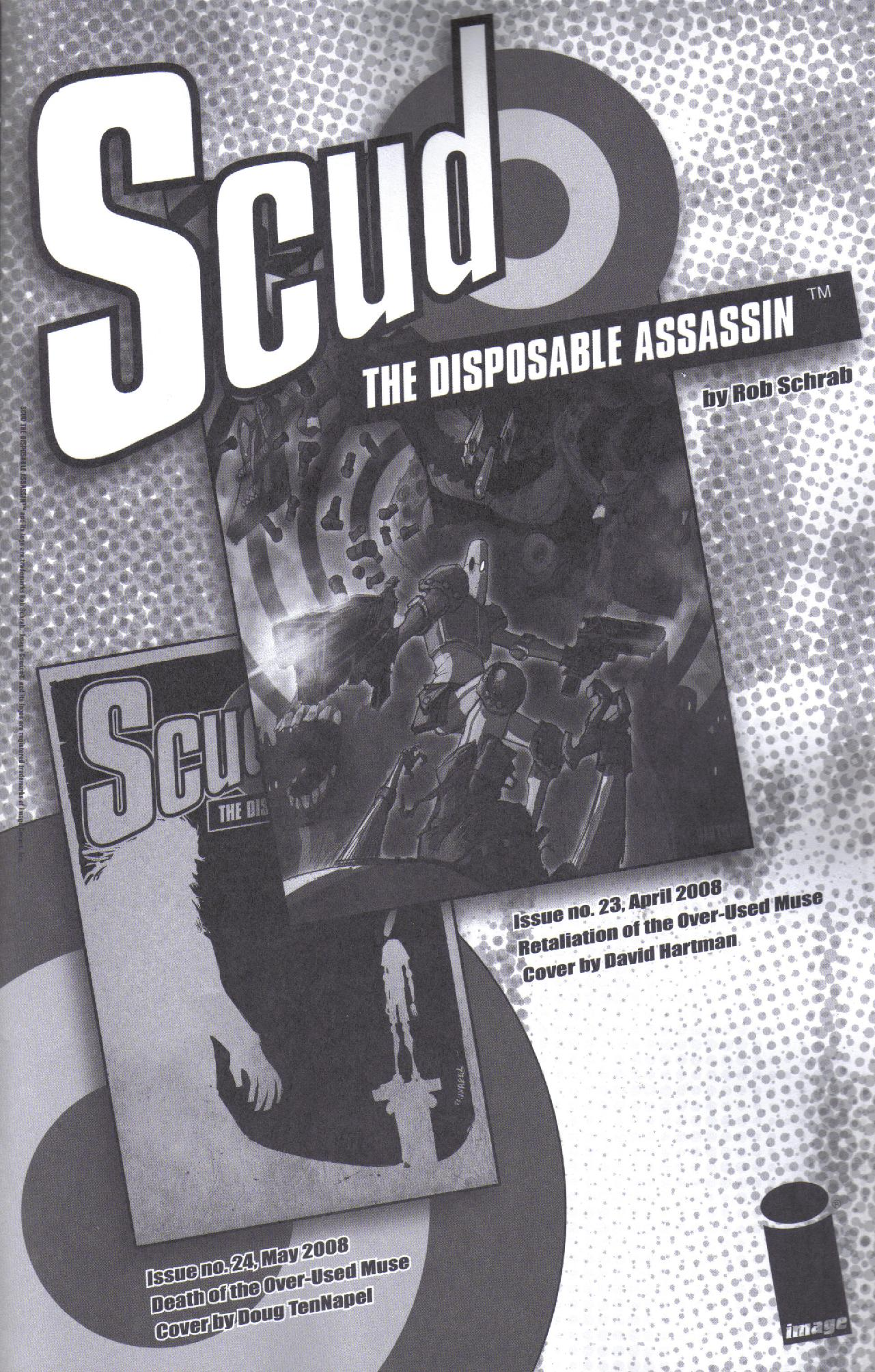 Read online Scud: The Disposable Assassin (2008) comic -  Issue #2 - 35