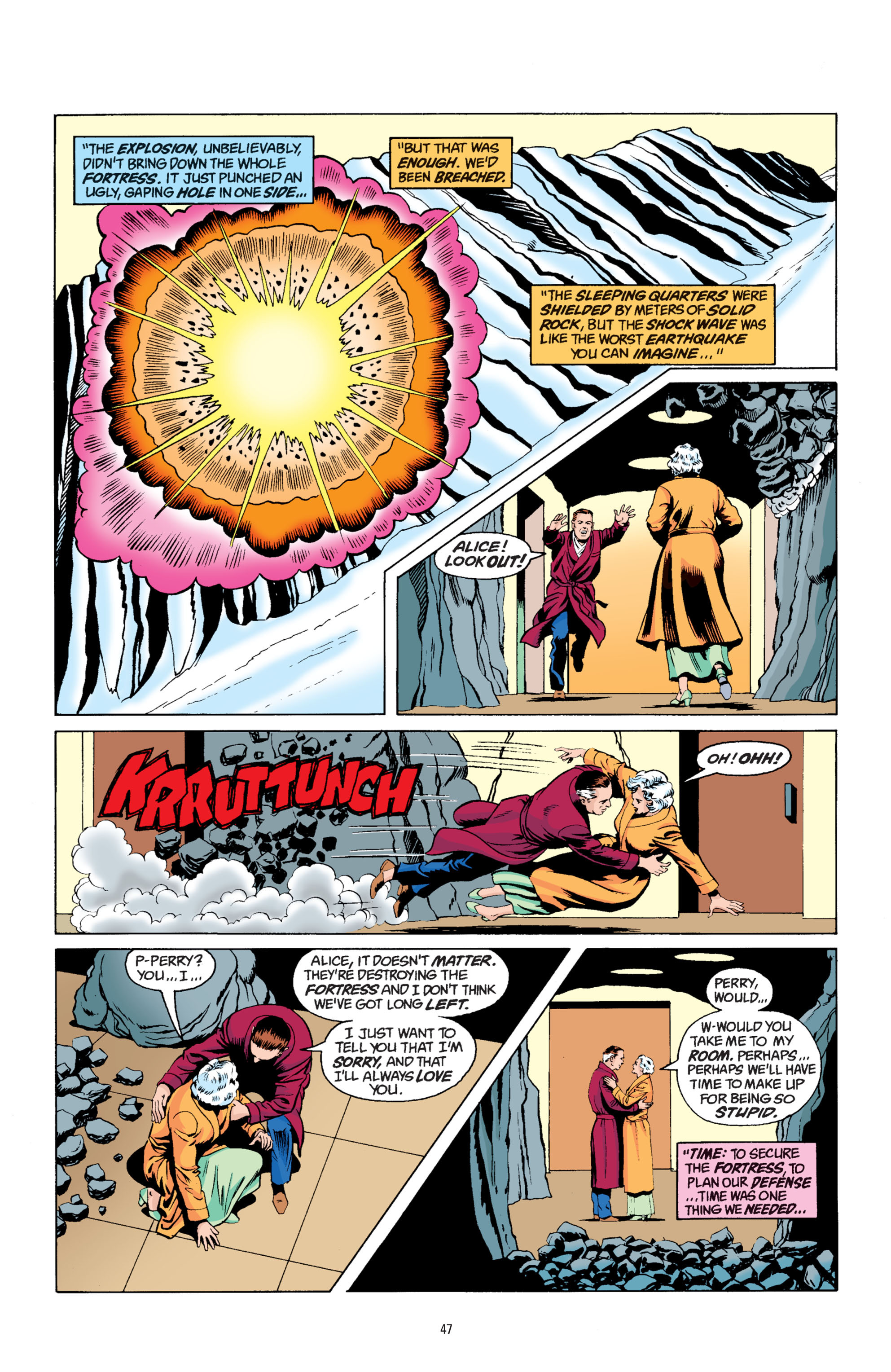 Read online Superman: Whatever Happened to the Man of Tomorrow? comic -  Issue # TPB - 46