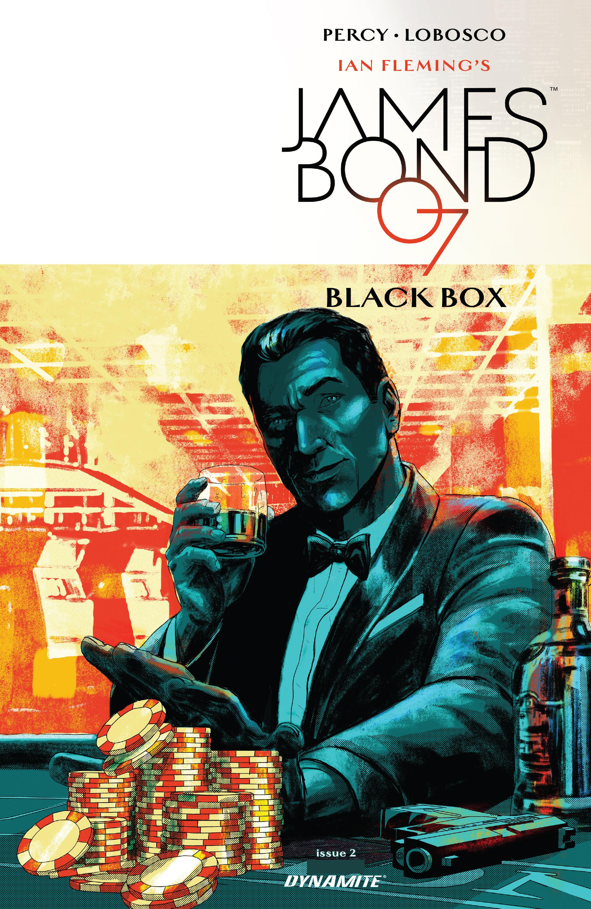 Read online James Bond (2017) comic -  Issue #2 - 29
