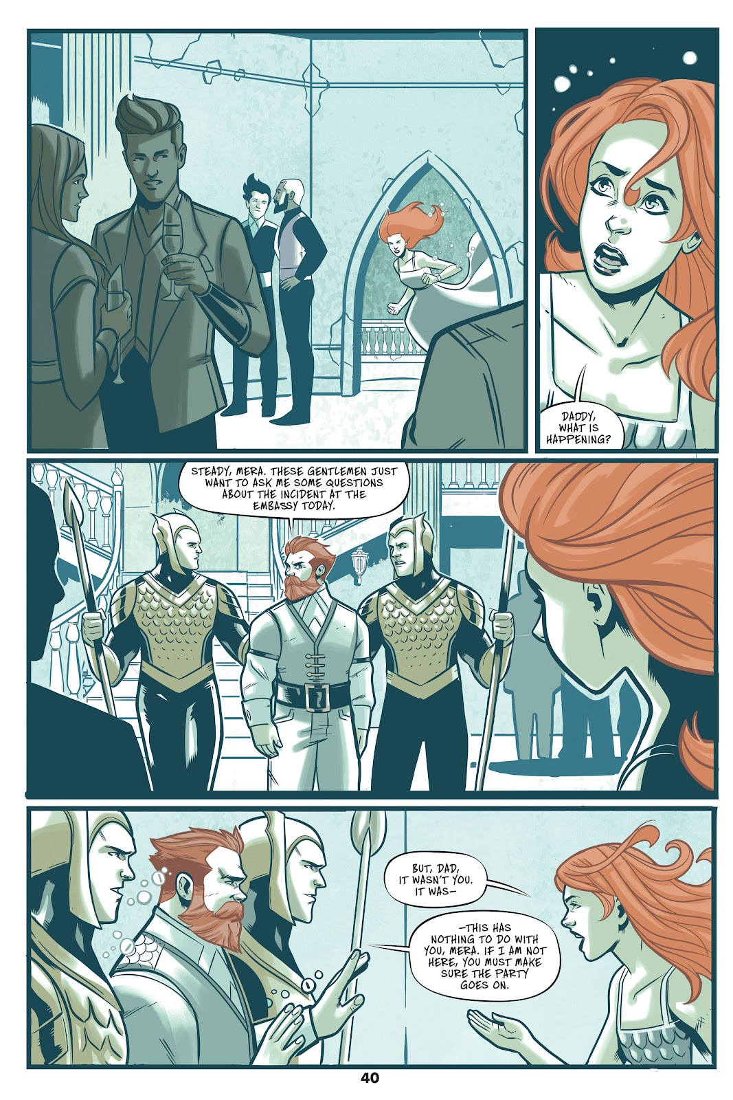 Read online Mera: Tidebreaker comic -  Issue # TPB (Part 1) - 40