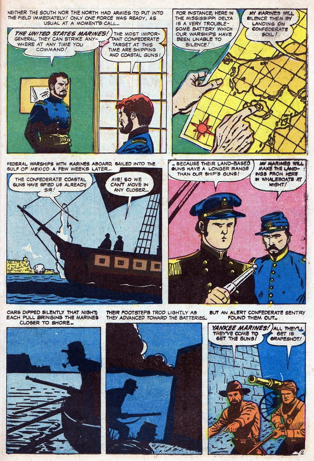 Marines in Battle issue 20 - Page 22