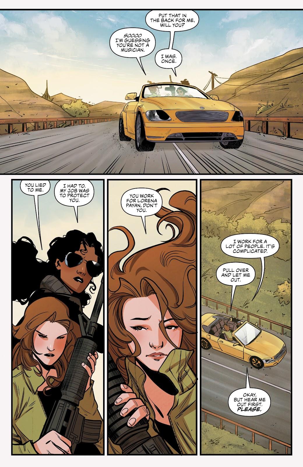 Read online Summit comic -  Issue #12 - 14
