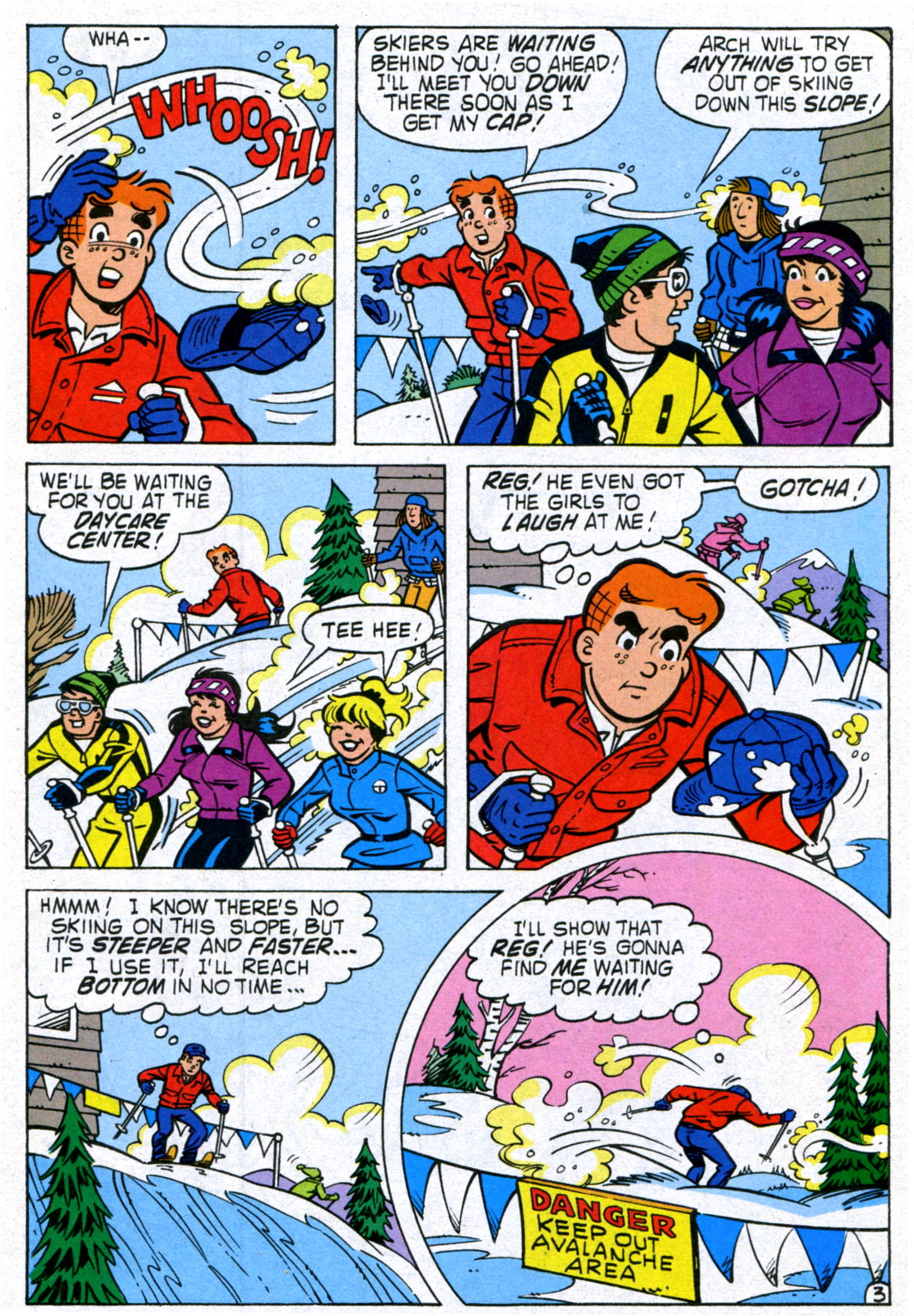 Read online World of Archie comic -  Issue #14 - 31