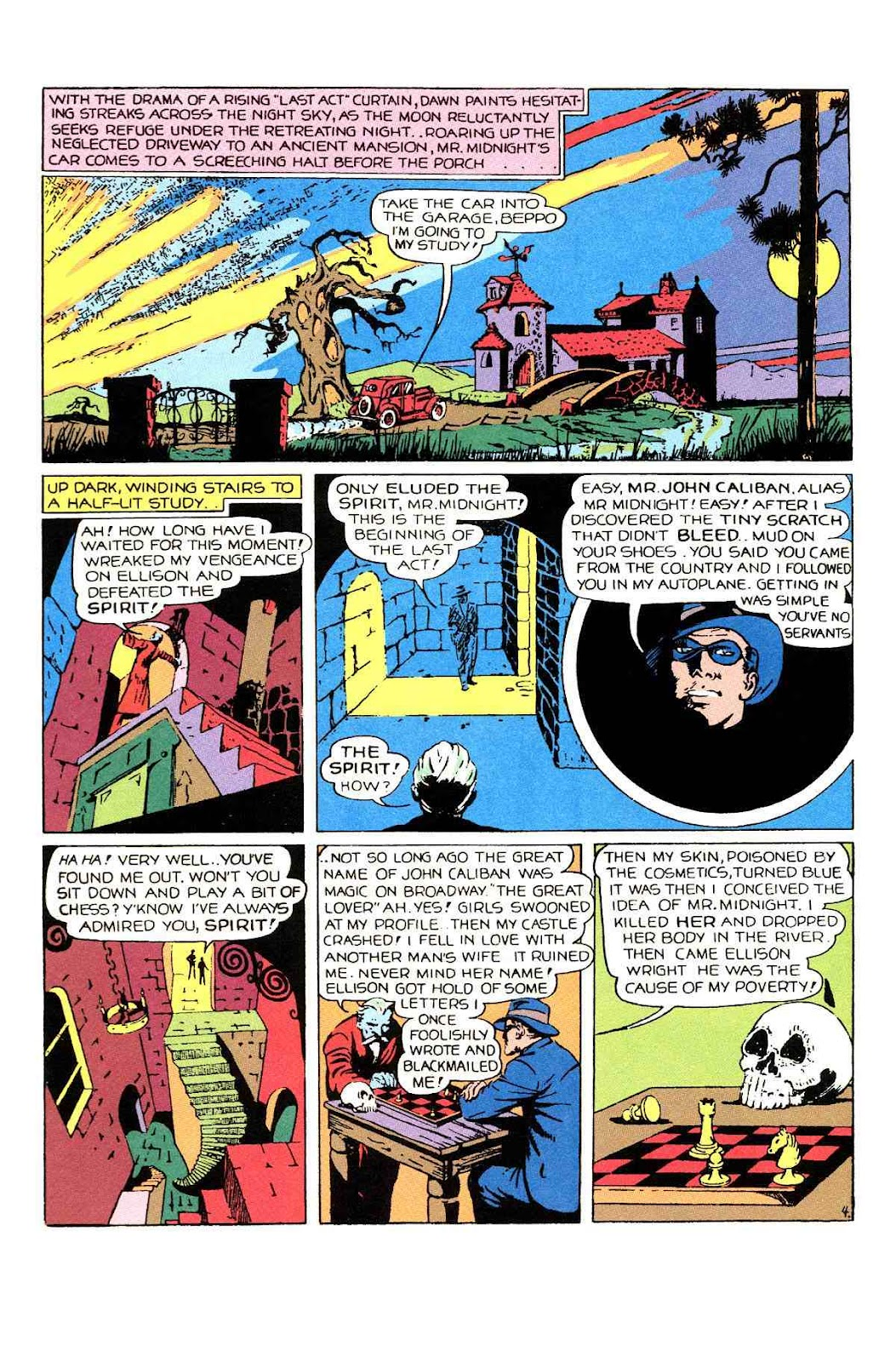 Read online Will Eisner's The Spirit Archives comic -  Issue # TPB 1 (Part 1) - 47