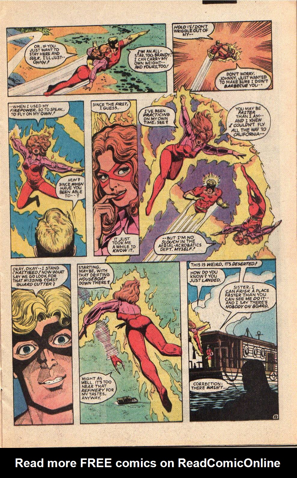 Read online All-Star Squadron comic -  Issue #33 - 17