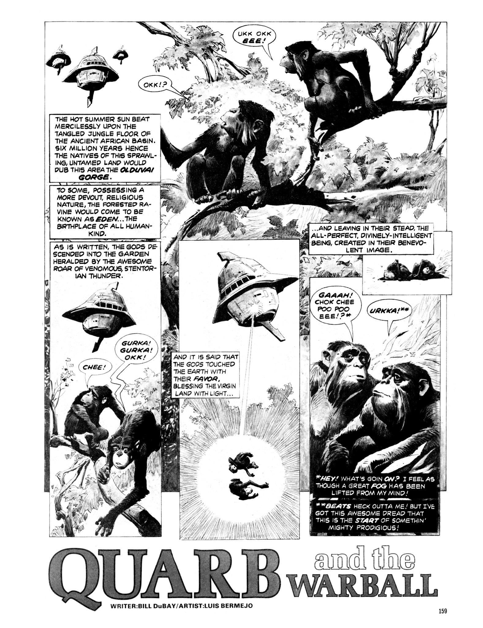 Read online Eerie Archives comic -  Issue # TPB 20 - 159