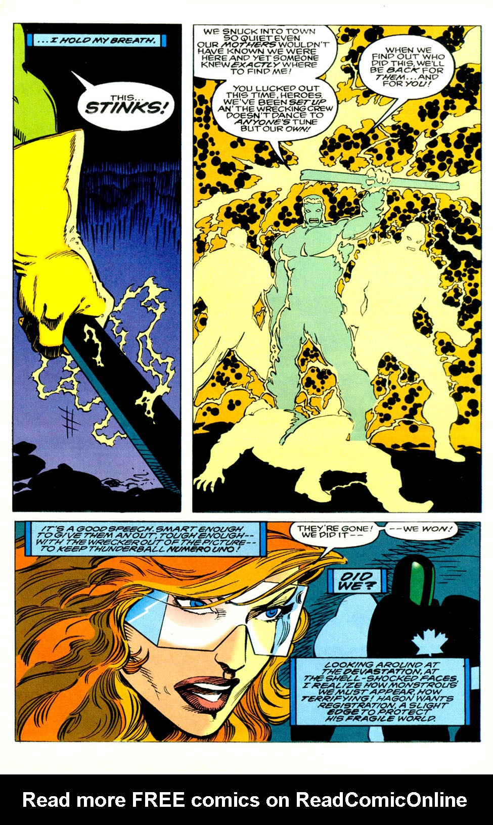 Read online Alpha Flight (1983) comic -  Issue #119 - 24