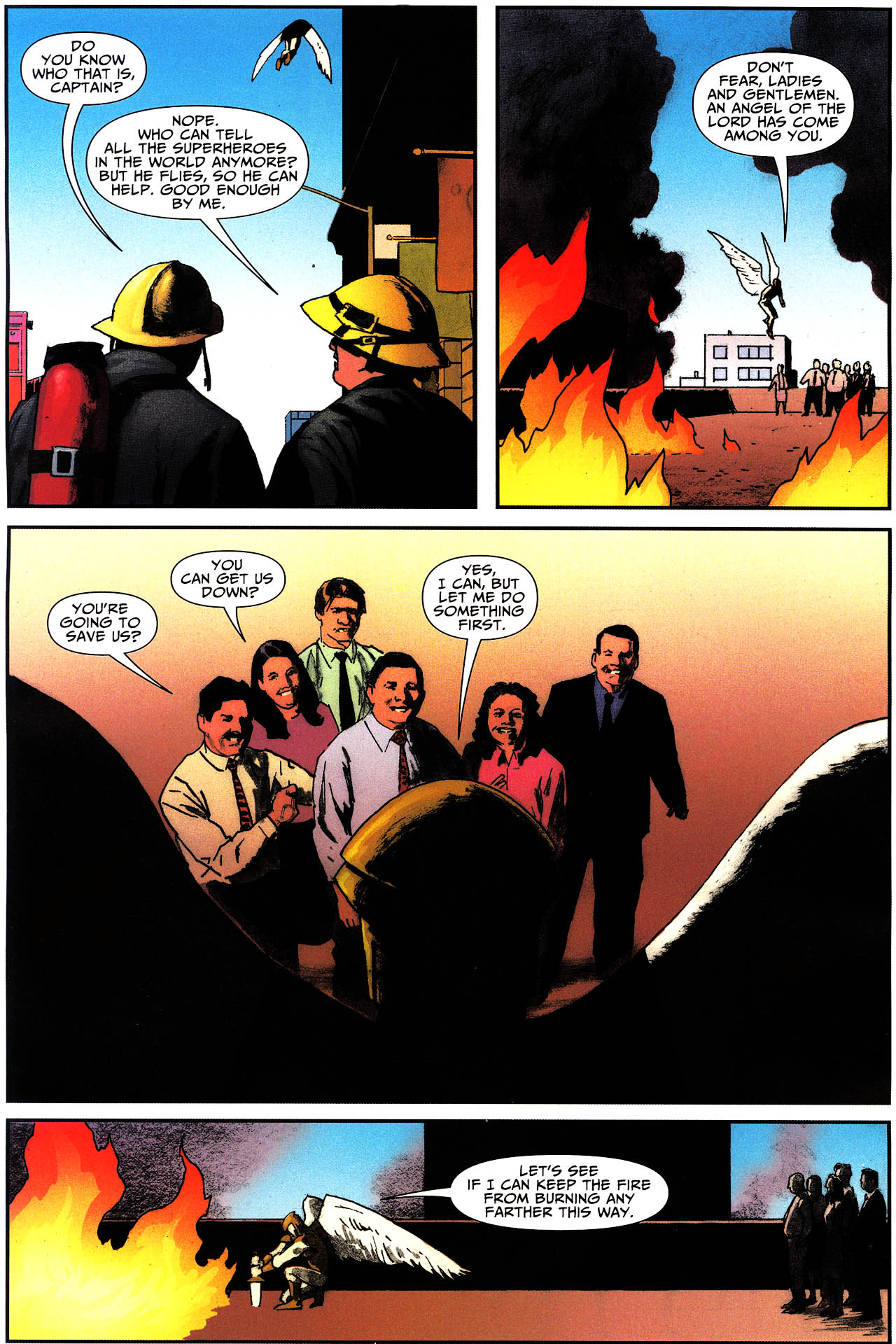 Read online Shadowpact comic -  Issue #13 - 18