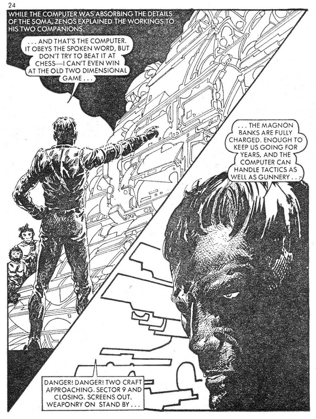 Starblazer issue 16 - Page 24