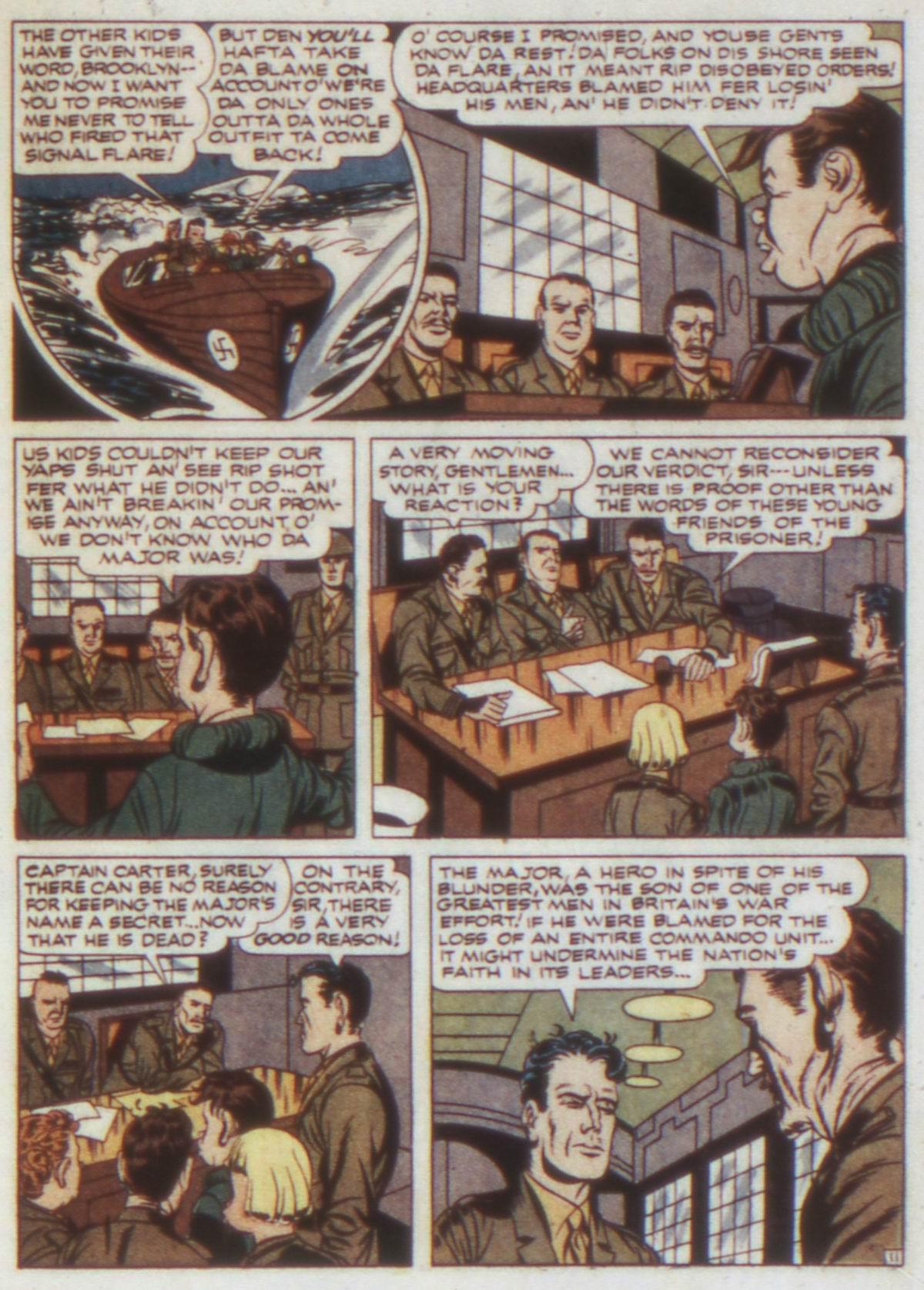 Read online Detective Comics (1937) comic -  Issue #74 - 27