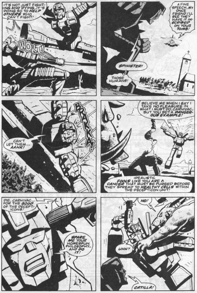The Transformers (UK) 239 Page 10