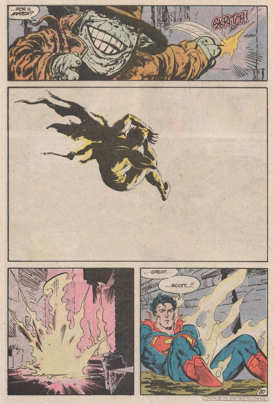 Action Comics (1938) 593 Page 20