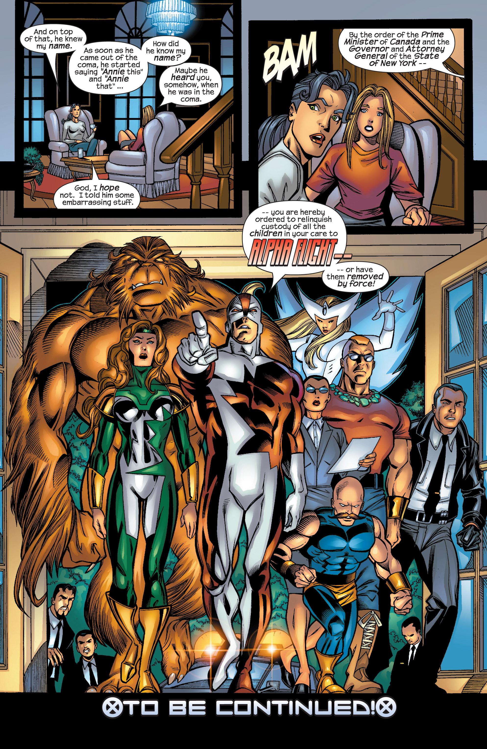 Read online Uncanny X-Men (1963) comic -  Issue #421 - 26