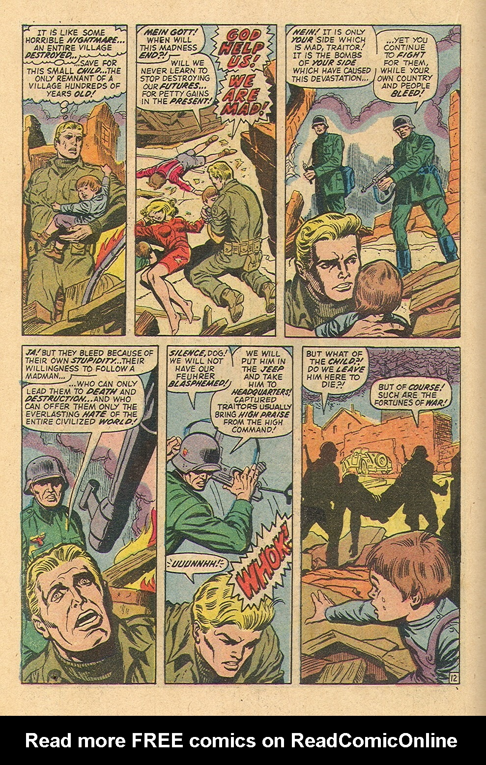 Read online Sgt. Fury comic -  Issue #97 - 18