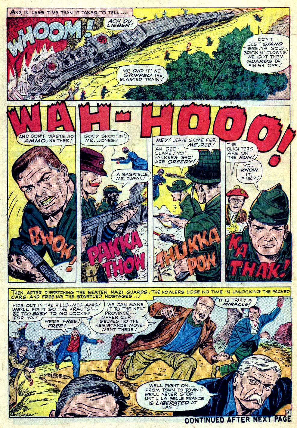 Read online Sgt. Fury comic -  Issue #28 - 22