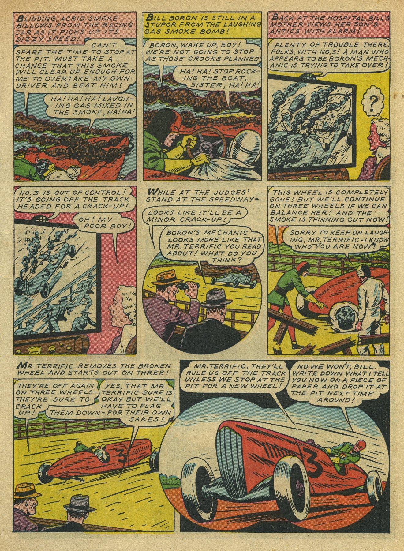 Read online Sensation (Mystery) Comics comic -  Issue #10 - 29