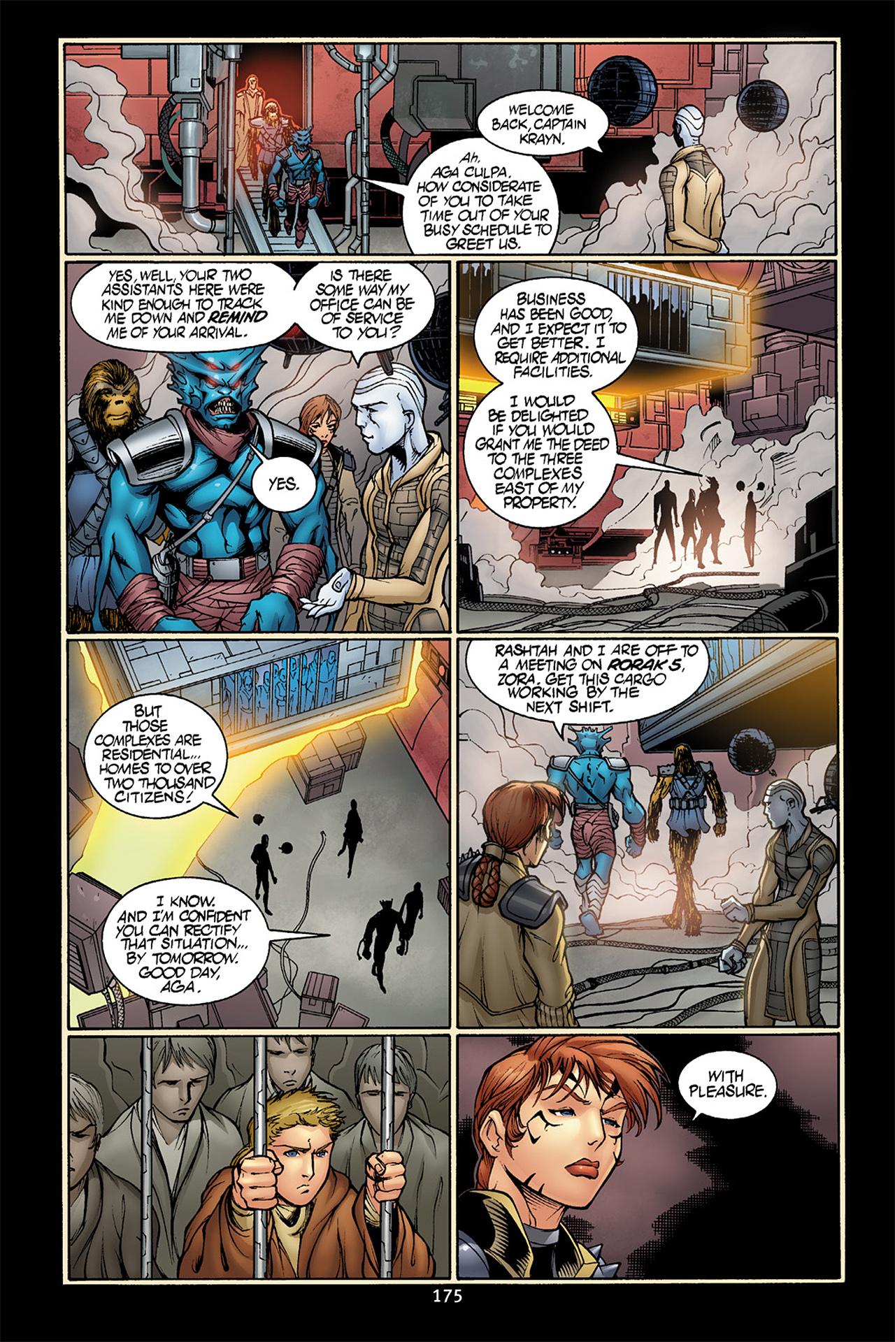 Read online Star Wars Omnibus comic -  Issue # Vol. 10 - 174
