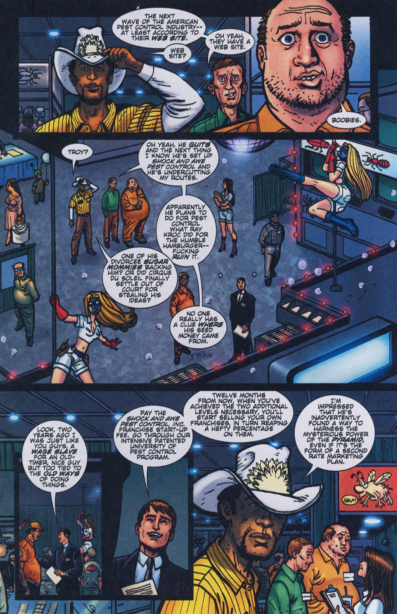 Read online The Exterminators comic -  Issue #17 - 8