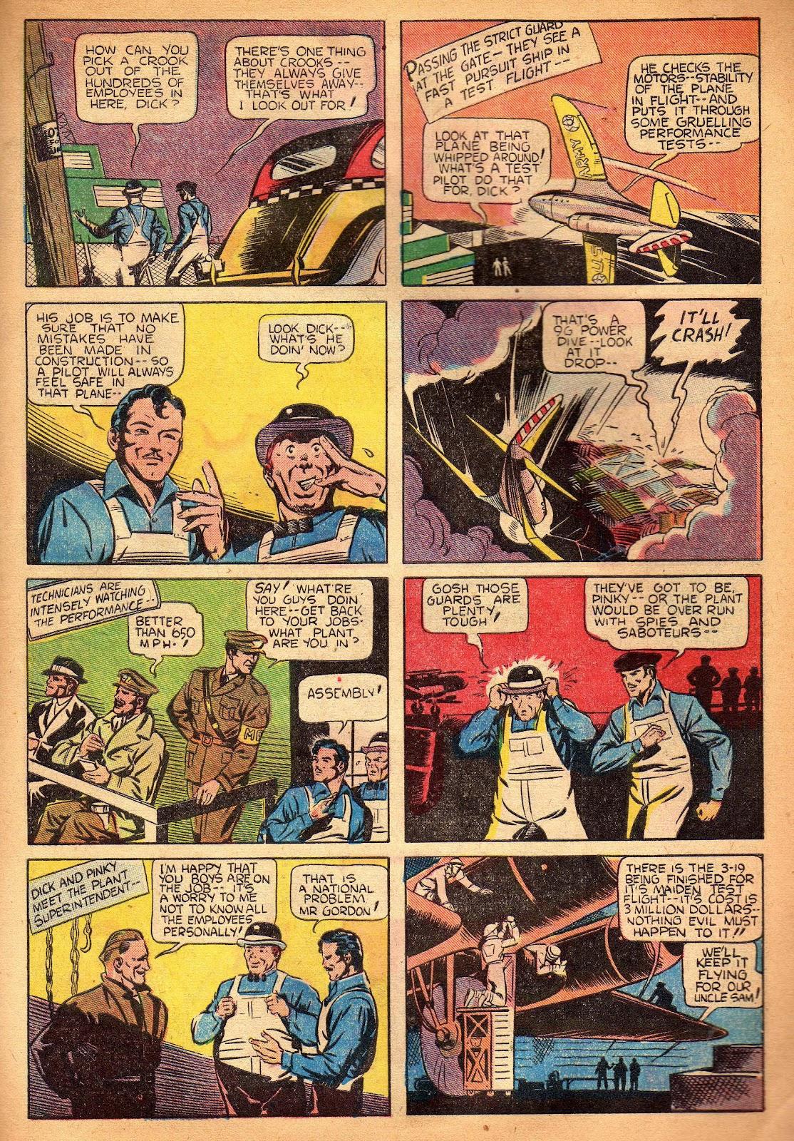 Bang-Up Comics issue 1 - Page 46
