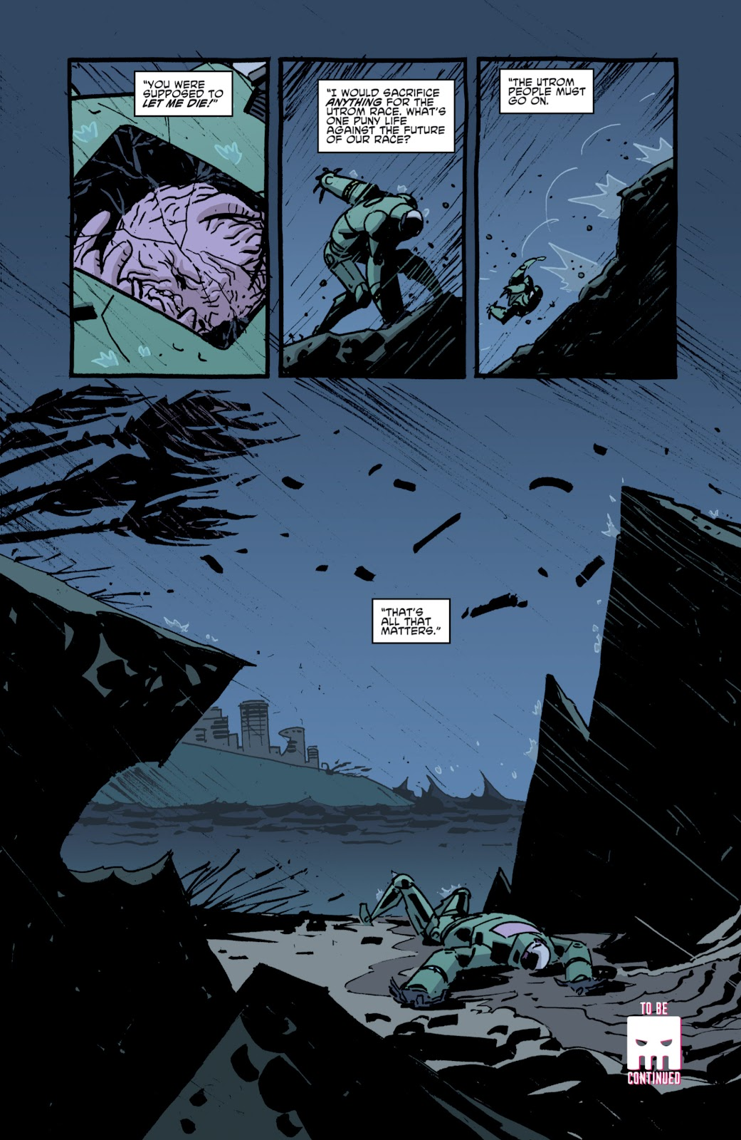 Read online Teenage Mutant Ninja Turtles: The IDW Collection comic -  Issue # TPB 4 (Part 1) - 97