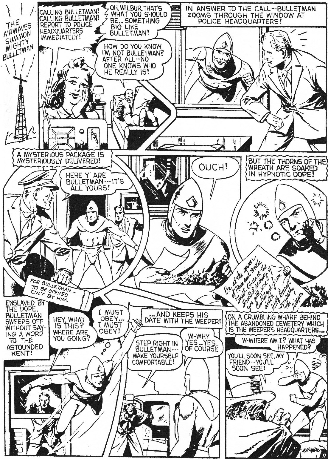 Read online Men of Mystery Comics comic -  Issue #74 - 13
