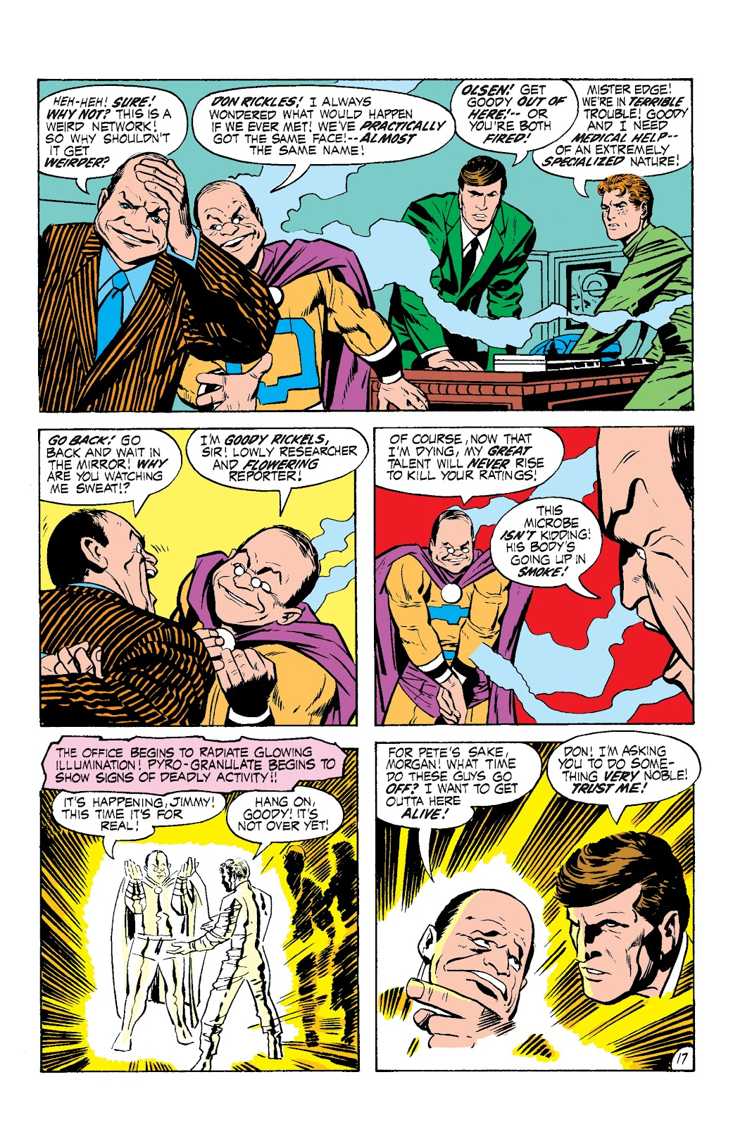 Read online Superman's Pal, Jimmy Olsen by Jack Kirby comic -  Issue # TPB (Part 2) - 84