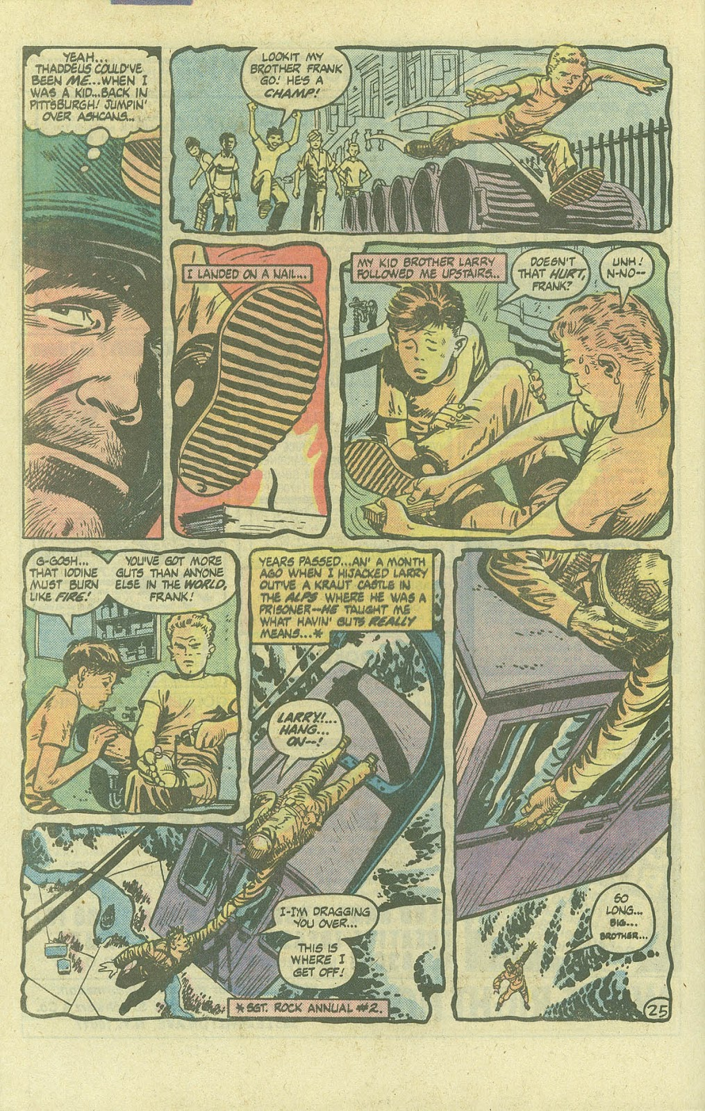 Sgt. Rock issue Annual 3 - Page 31