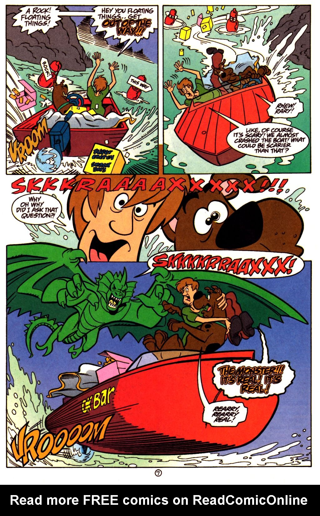 Read online Scooby-Doo (1997) comic -  Issue #23 - 8