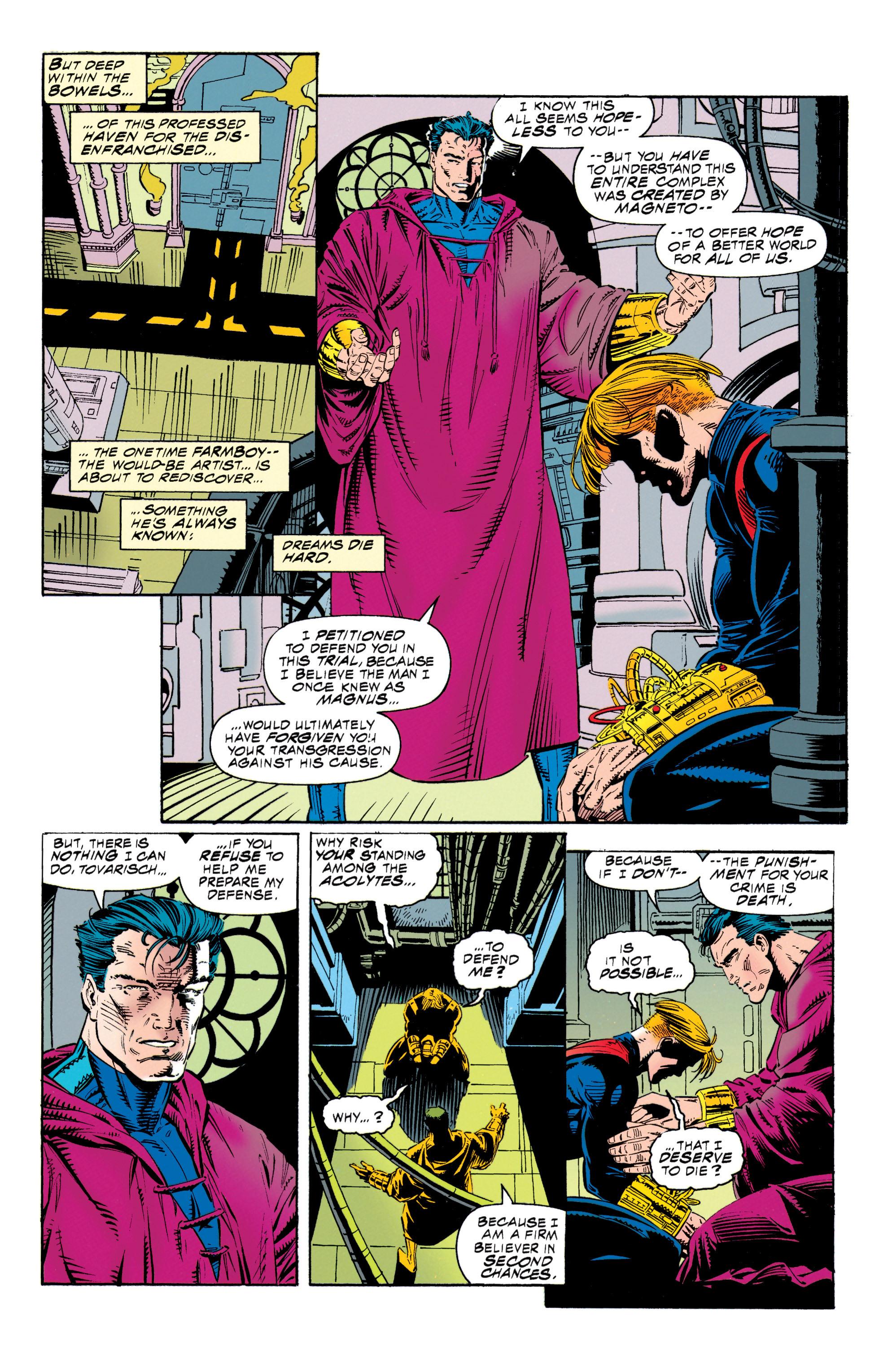 Read online Uncanny X-Men (1963) comic -  Issue #315 - 3