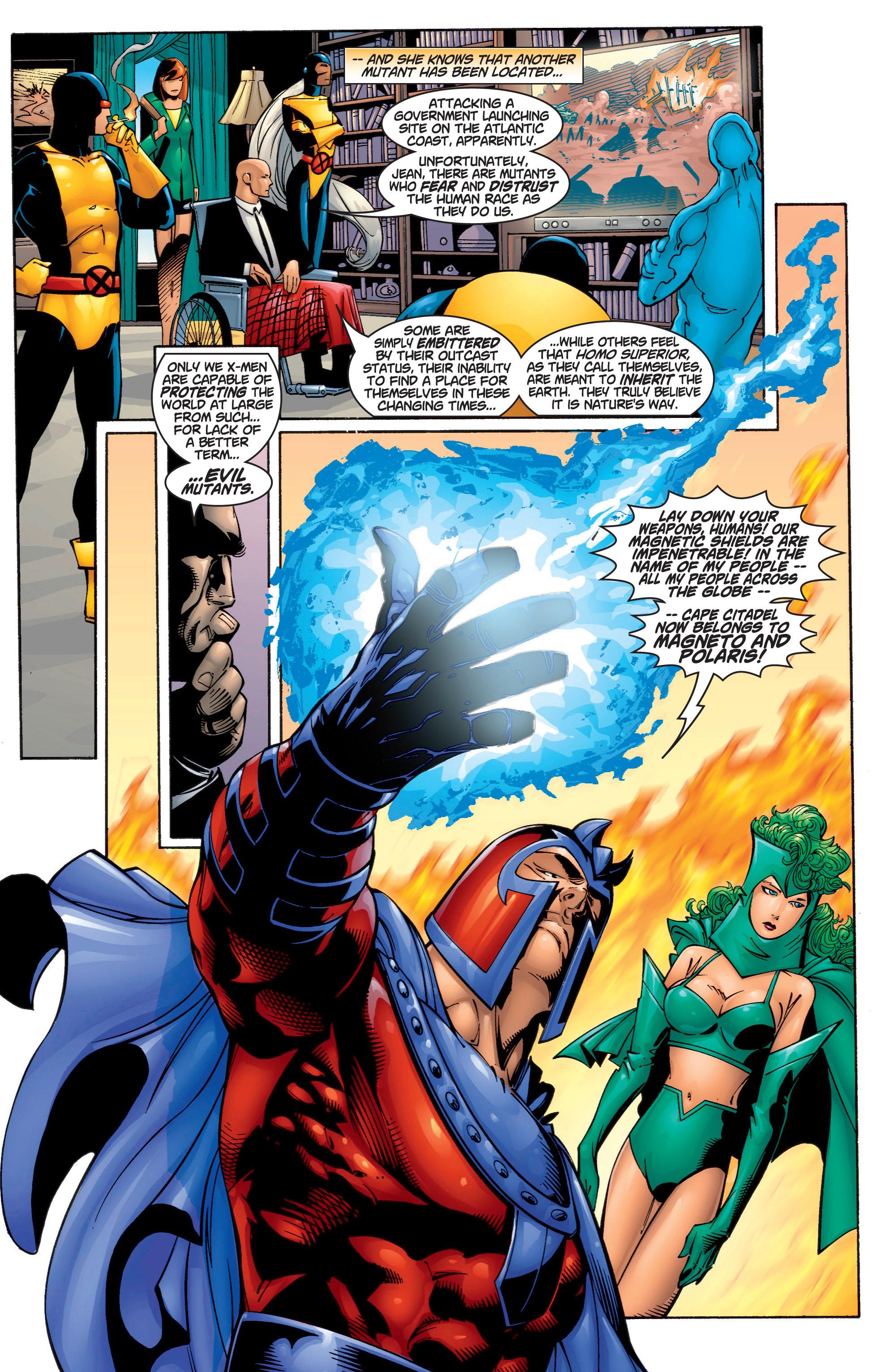 Read online Uncanny X-Men (1963) comic -  Issue #378 - 6