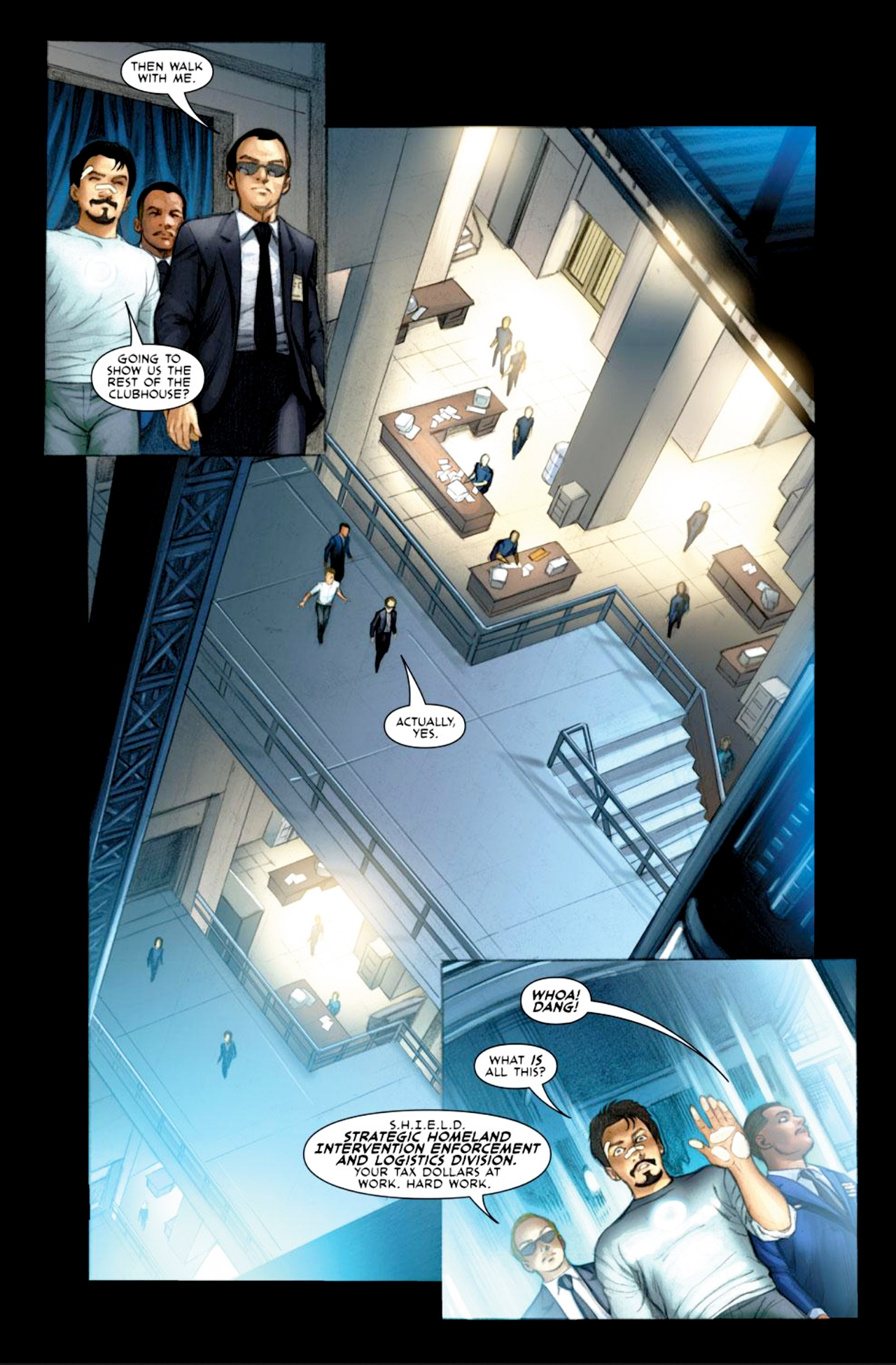 Read online Iron Man: Fast Friends comic -  Issue #2 - 5