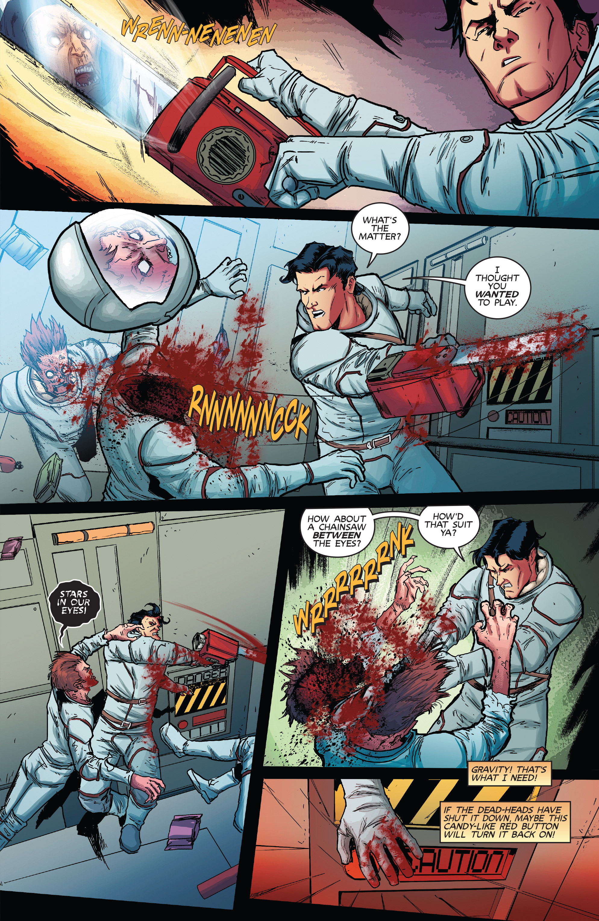 Read online Army of Darkness (2014) comic -  Issue #1 - 12
