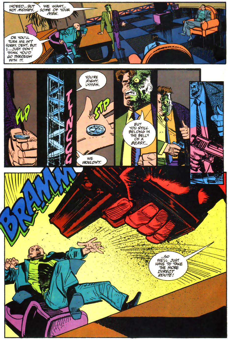 Read online Showcase '93 comic -  Issue #7 - 10