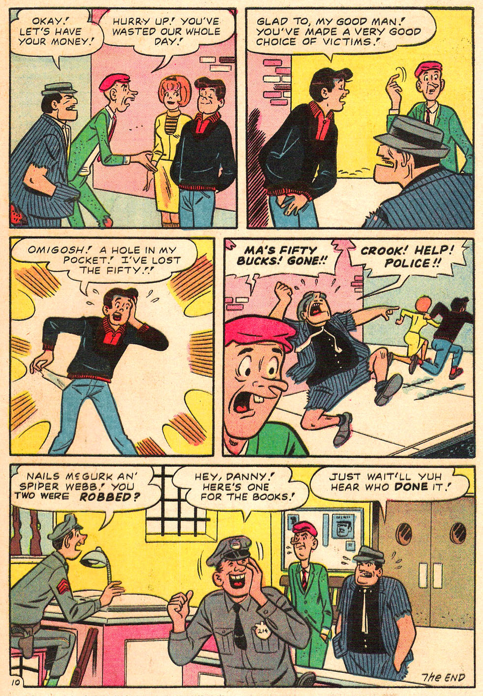 Read online She's Josie comic -  Issue #19 - 33