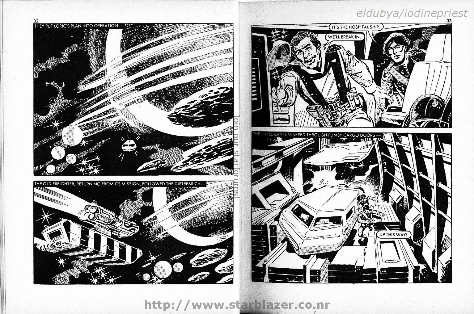 Starblazer issue 97 - Page 18