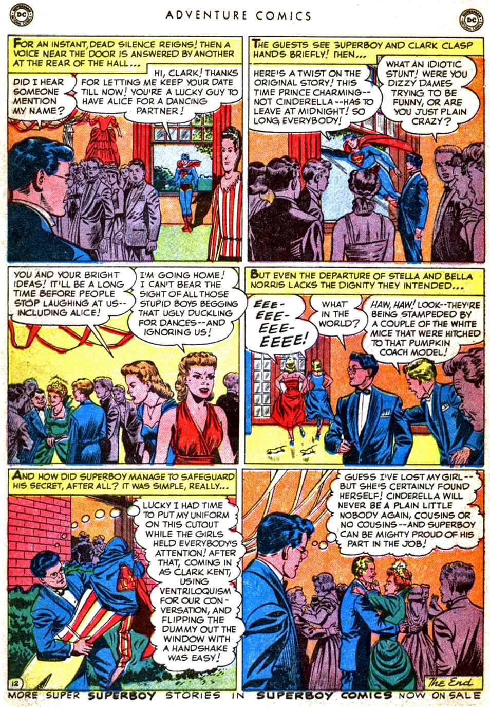 Read online Adventure Comics (1938) comic -  Issue #160 - 14