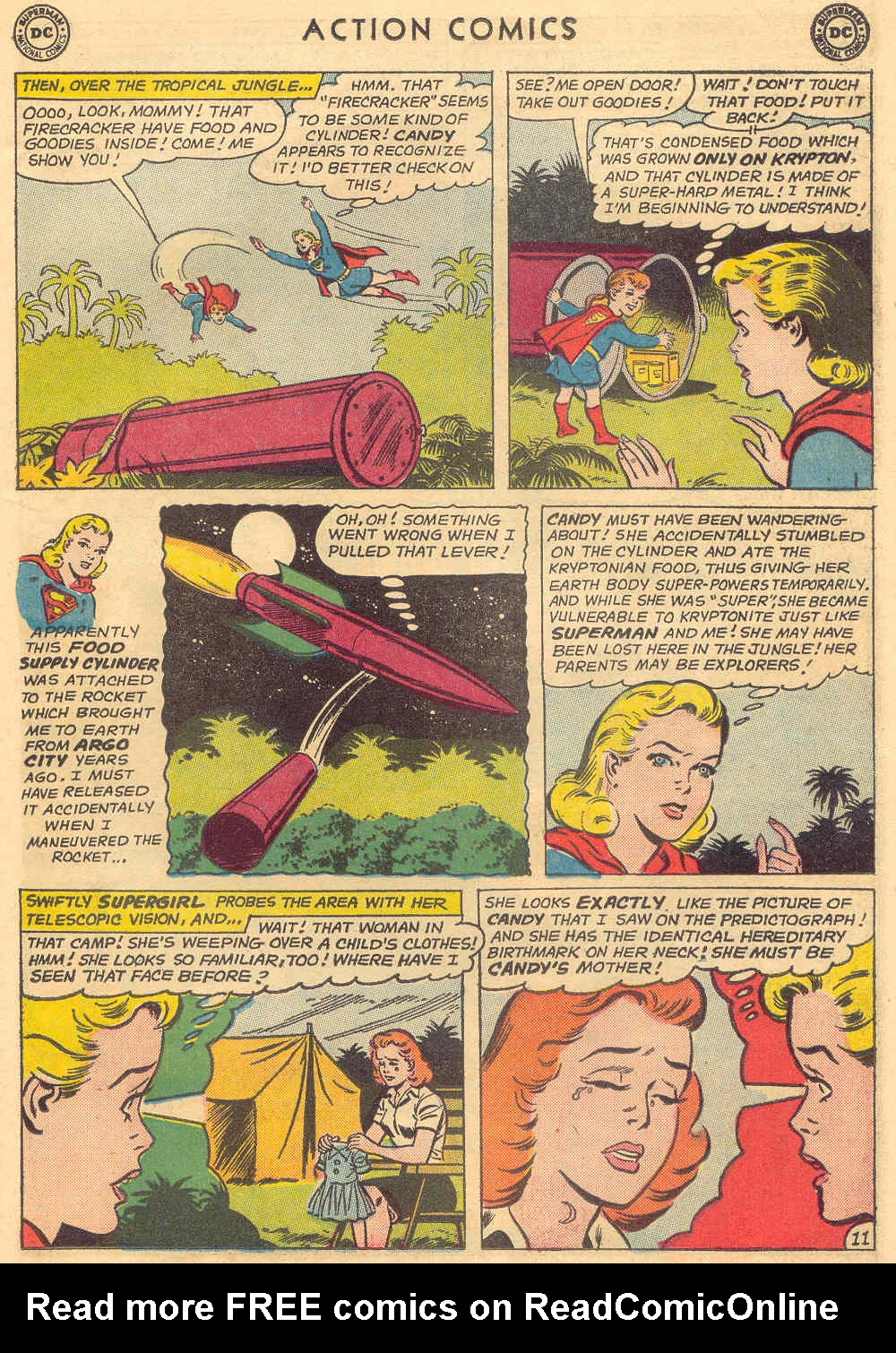 Read online Action Comics (1938) comic -  Issue #308 - 31