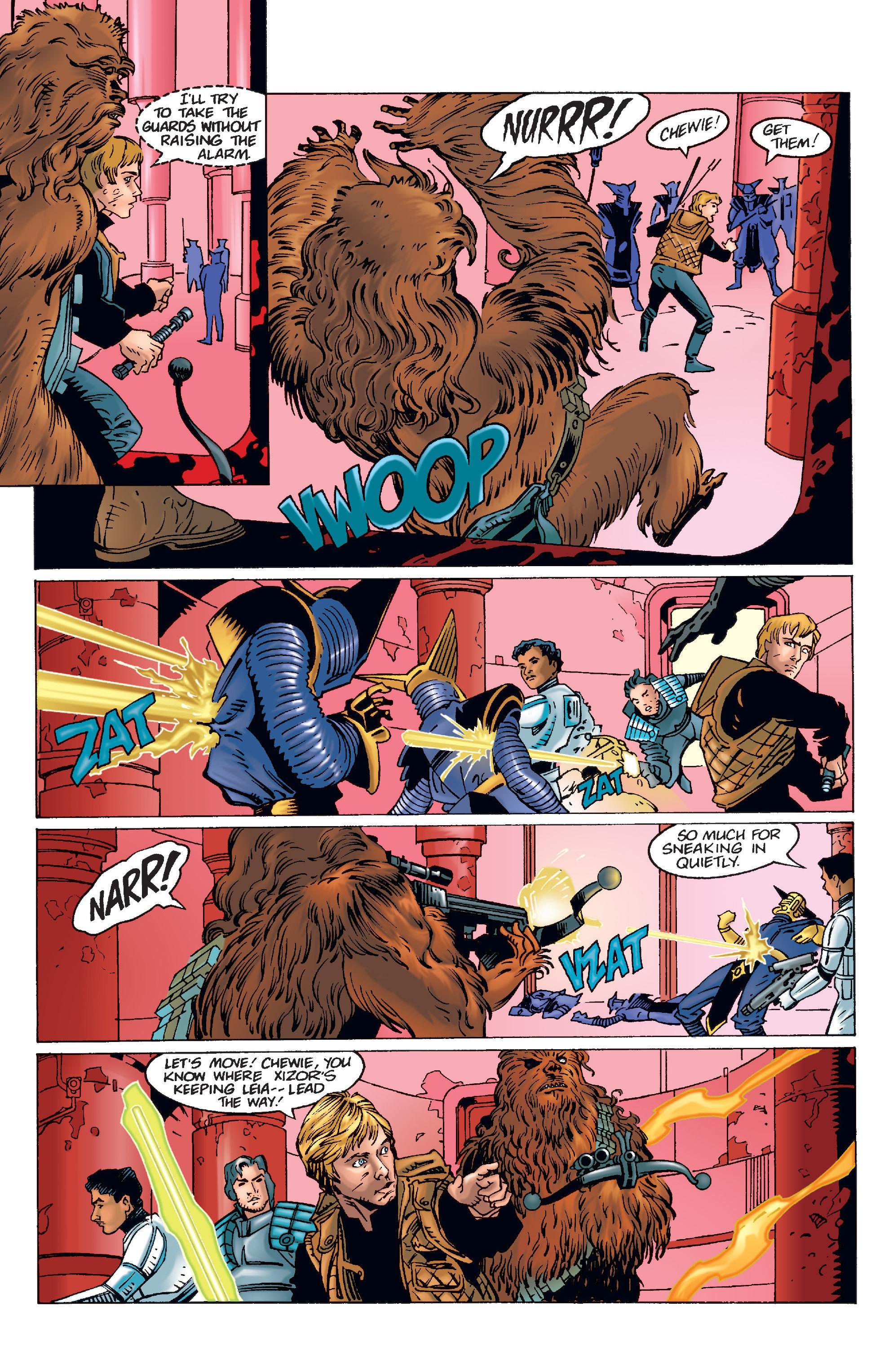 Read online Star Wars Omnibus comic -  Issue # Vol. 11 - 133