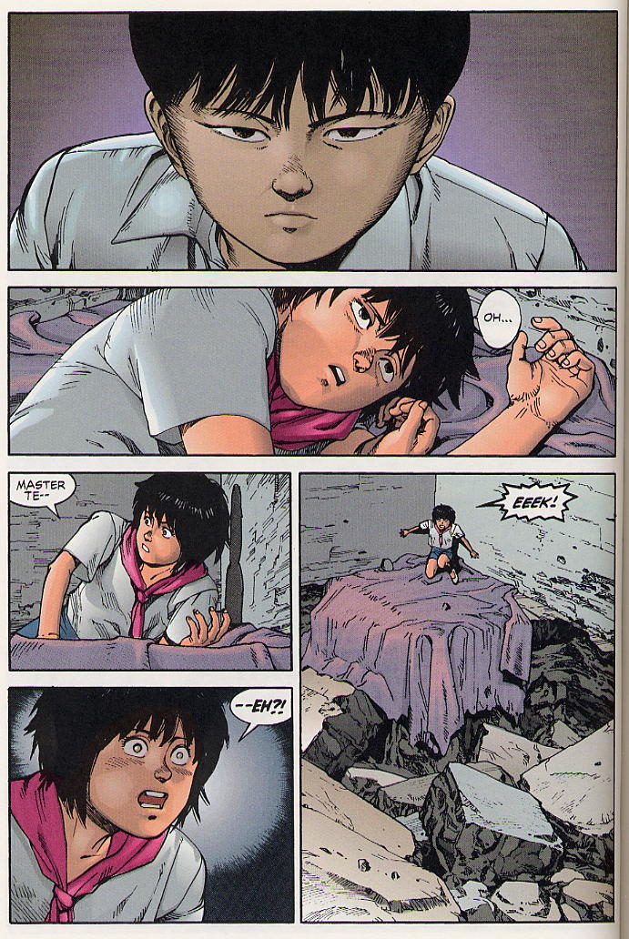 Read online Akira comic -  Issue #30 - 60