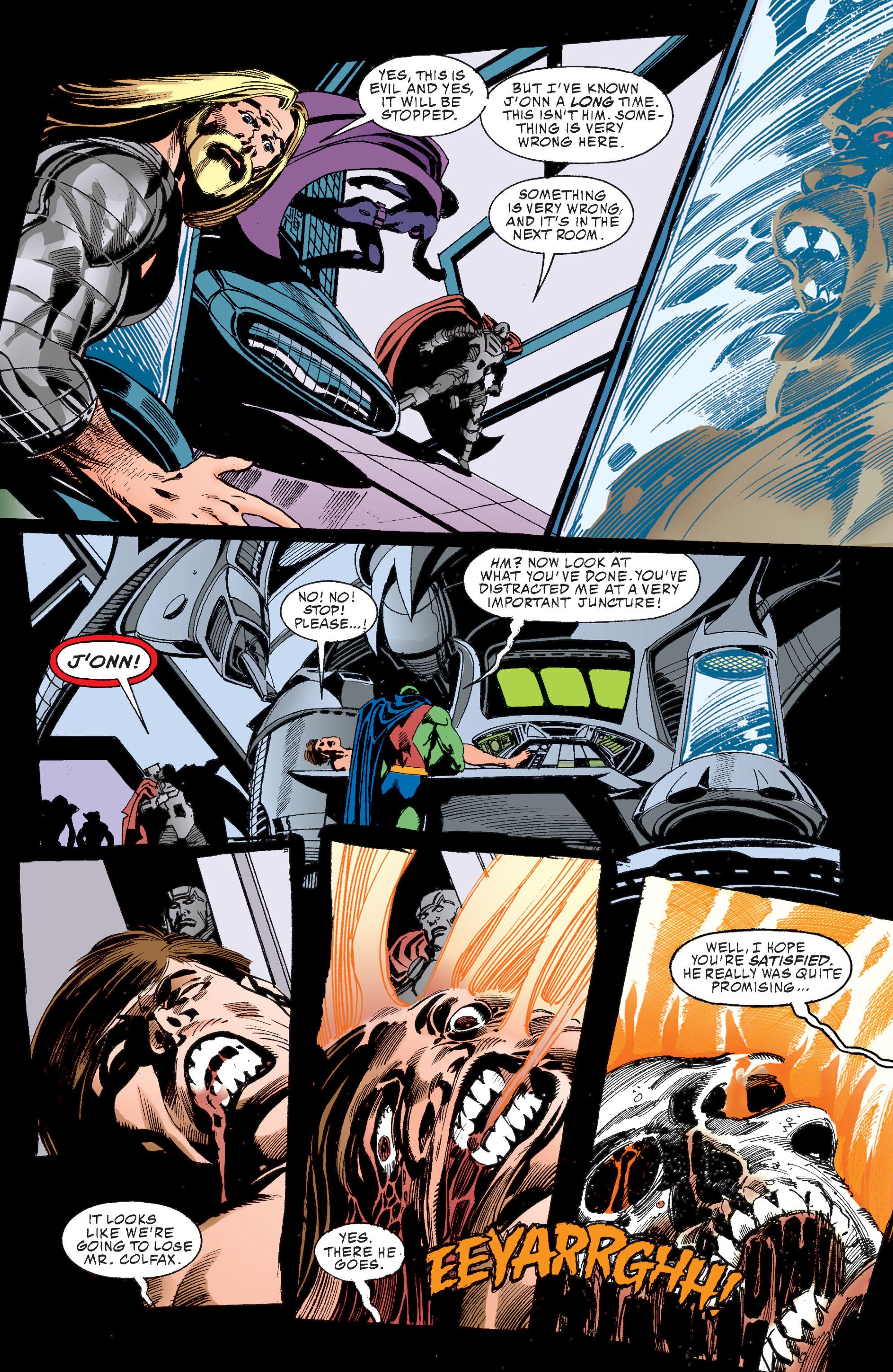 Read online Martian Manhunter: Son of Mars comic -  Issue # TPB - 157