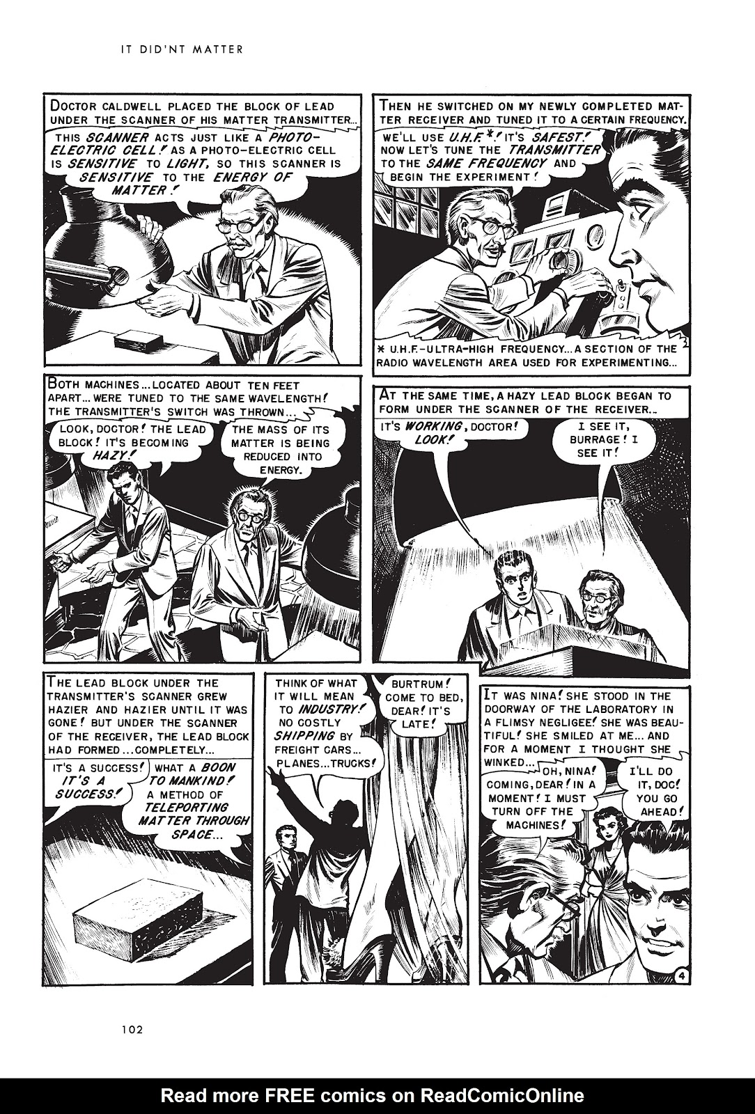 Read online The Martian Monster and Other Stories comic -  Issue # TPB (Part 2) - 17