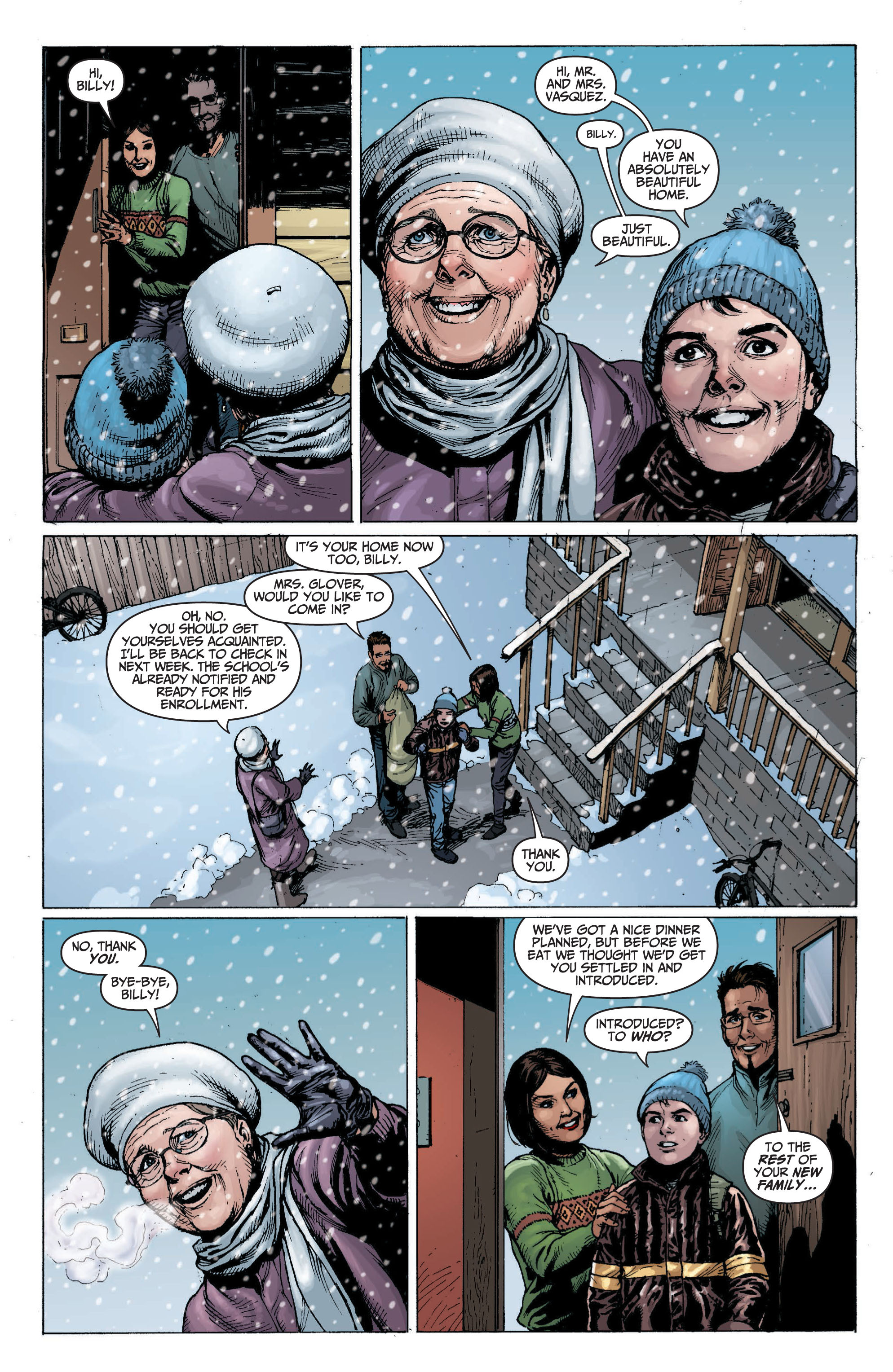 Read online Shazam! (2013) comic -  Issue #1 - 22