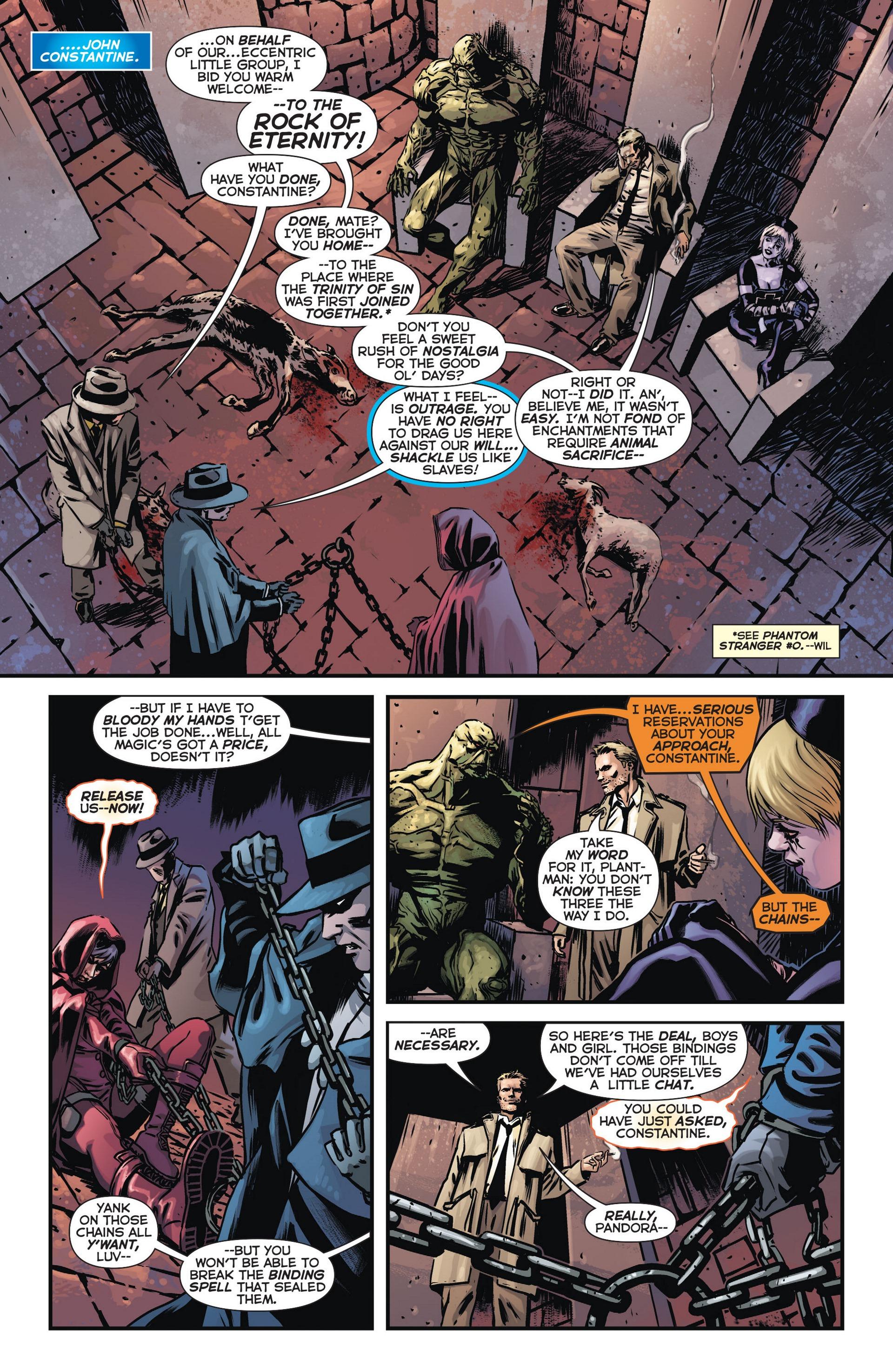 Read online Trinity of Sin: The Phantom Stranger comic -  Issue #14 - 3